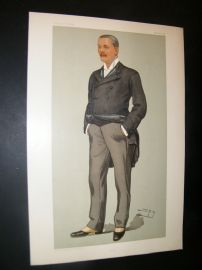 Vanity Fair Print 1899 John Balfour, Politician